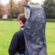 Pelerină de ploaie LittleLife Carrier Rain Cover