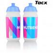 Sticlă Nutrend 2019 Tacx 0,5l albastru/roz