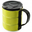 Cană GSI Infinity Backpacker Mug 500ml verde