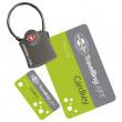 Lacăt pentru călătorie card STS TSA Travel Lock Cardkey