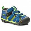 Sandale copii Keen Seacamp II CNX INF albastru true blue/jasmine green
