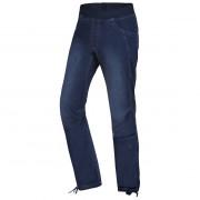Pantaloni bărbați Ocún Mánia Jeans albastru