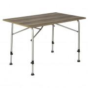 Stůl Bo-Camp Table Feather 110x70 cm maro