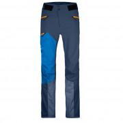 Pantaloni bărbați Ortovox Westalpen 3L Pants M albastru