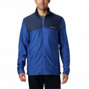 Pánská flísová bunda Columbia Maxtrail Midlayer Fleece albastru