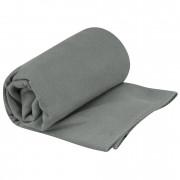 Prosop Sea to Summit Drylite Towel S gri Grey