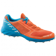 Încălțăminte de alergat bărbați Dynafit Feline Up albastru/portocaliu