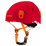 Cască alpinism Camp Titan roșu/portocaliu Red