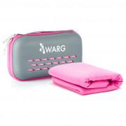Prosop Warg Soft 50x100 cm roz