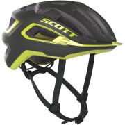 Cyklistická helma Scott Arx Plus gri închis