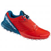 Încălțăminte bărbați Dynafit Alpine Pro roșu/albastru