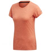Tricou femei Adidas Tivid portocaliu