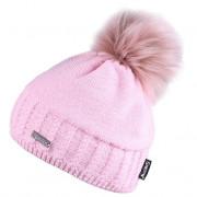 Căciulă de iarnă Sherpa Amber roz