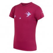 Tricou funcțional copii Sensor Coolmax Fresh Swallow m.s. violet lilla