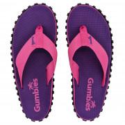 Șlapi Gumbies Duckbill Purple
