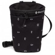 Sac pentru magneziu Black Diamond Gym Chalk Bag M/L