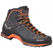 Încălțăminte pentru bărbați Salewa MS MTN Trainer MID GTX negru/portocaliu