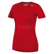 Tricou damă funcțional Husky Merino (mânecă scurtă) roșu