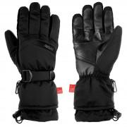 Mănuși de schi femei Relax Frontier negru
