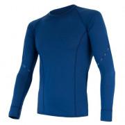 Tricou funcțional bărbați Sensor Merino Air albastru tmavě modrá