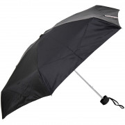 Umbrelă LifeVentureTrek Umbrella - Medium negru black