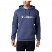 hanorac femei Columbia CSC Basic Logo Hoodie albastru
