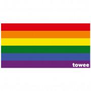 Prosop cu uscare rapidă Towee Life In Colours 80x160 cm culori mix