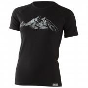 Dámské funkční triko Lasting Hall negru