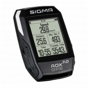 Cyklocomputer Sigma Rox 7.0 GPS negru