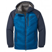 Geacă bărbați Outdoor Research Alpine Down Hooded Jacket