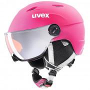 Cască de schi Uvex Junior Visor Pro