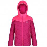 Geacă de iarnă fete Regatta Lofthouse III roz