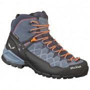 Încălțăminte pentru bărbați Salewa MS Alp Trainer MID GTX gri/negru