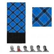 Bandană Sensor Tube Fleece Hero albastru albastru modrá