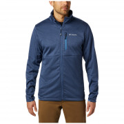 Pánská bunda Columbia Outdoor Elements Full Zip albastru
