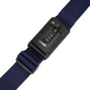 Curea cu încuietoare Pacsafe Strapsafe 100 Luggage Strap albastru