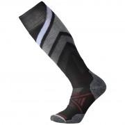 Șosete 3/4 Smartwool PhD Ski Medium Pattern negru Black