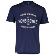 Tricou bărbați Mons Royale Icon T-Shirt