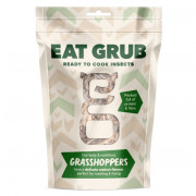 Lăcuste comestibile Eat Grub Grasshoppers 20g