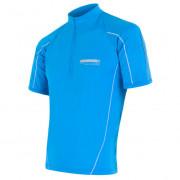 Pánský cyklistický dres Sensor Entry albastru