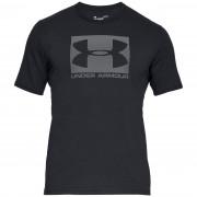 Tricou pentru bărbați Under Armour Boxed Sportstyle negru