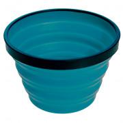 Ceașcă pliabilă Sea to Summit X-Cup albastru deschis pacific blue