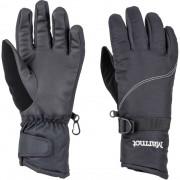 Mănuși femei Marmot Wm's On Piste Glove negru