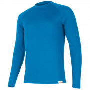 Tricou funcțional bărbați Lasting Atar albastru