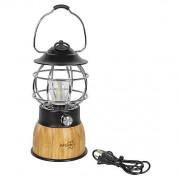 Lampa Bo-Camp Table Lamp Hayes negru