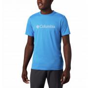 Pánské triko Columbia Zero Rules™ Graphic albastru