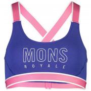 Bustieră Mons Royale Stella X-Back Bra