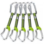 Buclă echipată Climbing Technology Lime NY 12cm silver