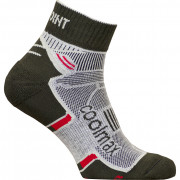 Șosete High Point Active 2.0 Socks negru/roșu