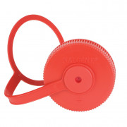 Capac de rezervă Nalgene Wide-Mouth 63mm roșu Red